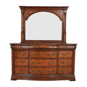 Universal Furniture Universal Furniture Triple Dresser with Mirror price