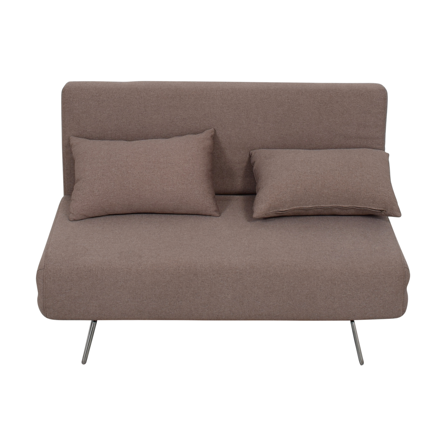 All Modern All Modern Gray Convertible Futon nyc