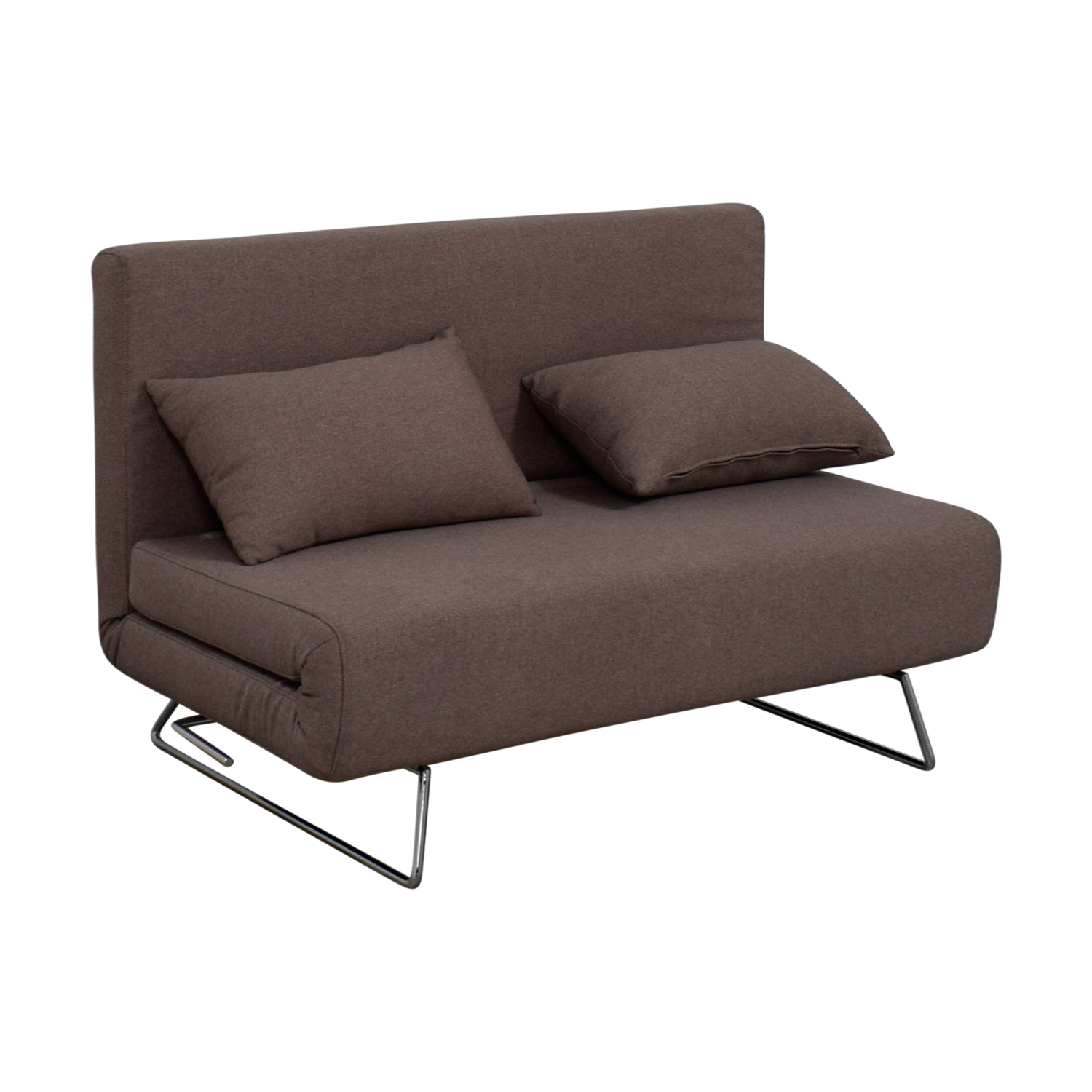 All Modern Gray Convertible Futon Chaises