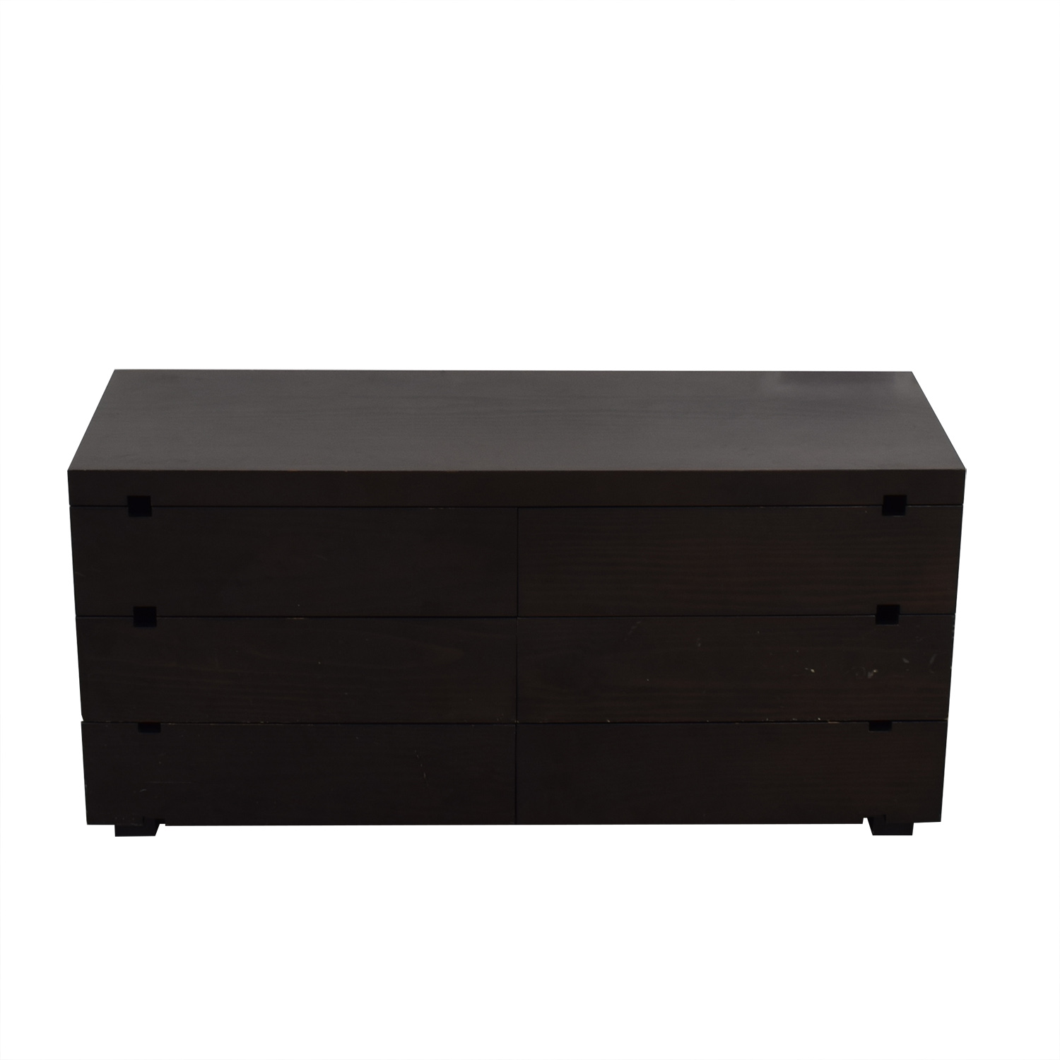 West Elm West Elm Six Drawer Dresser nj