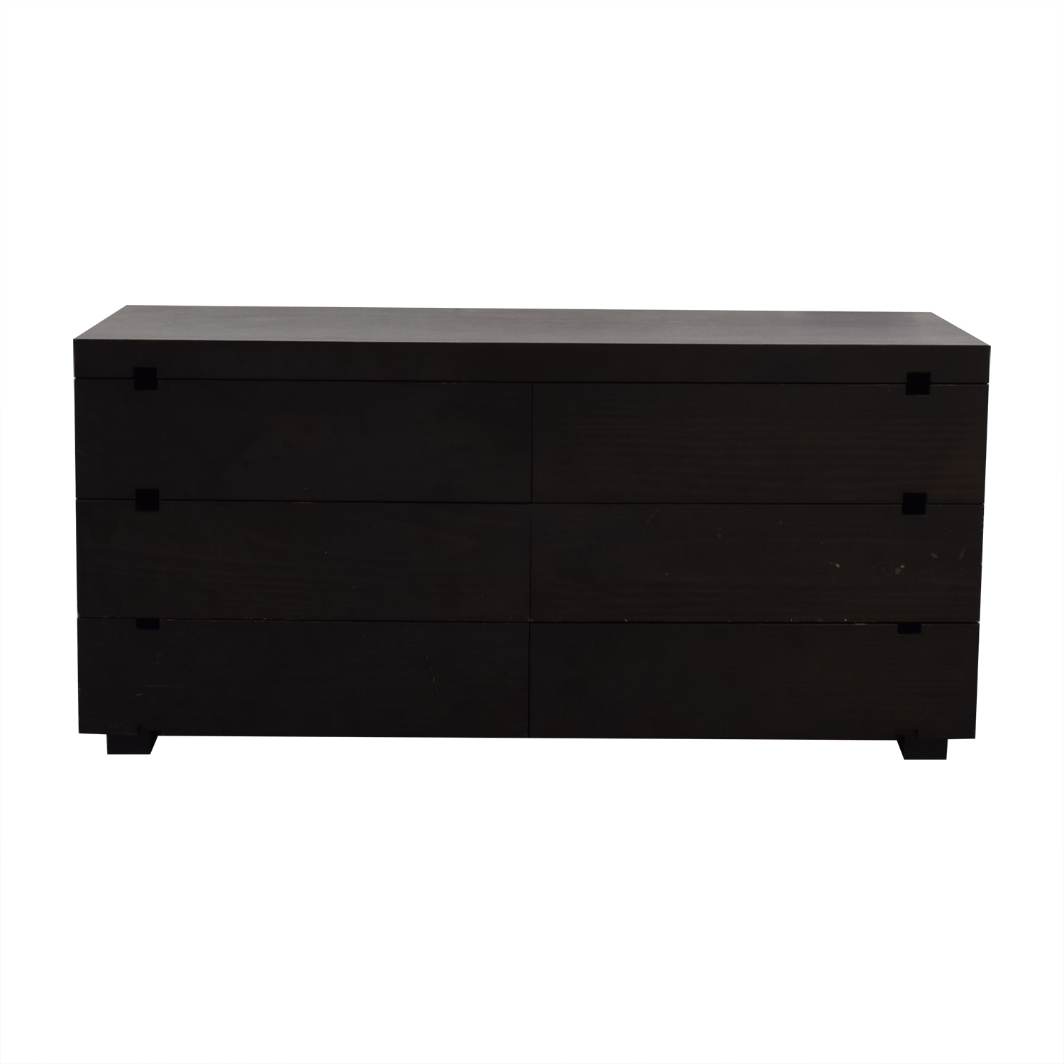 West Elm West Elm Six Drawer Dresser discount