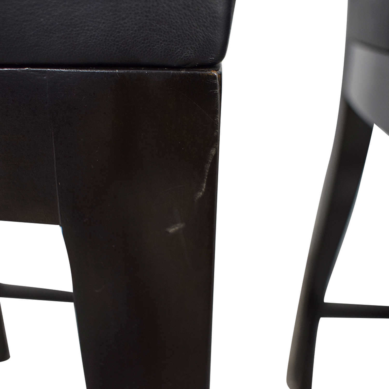 Furniture Masters Furniture Masters Black Bar Stools dimensions
