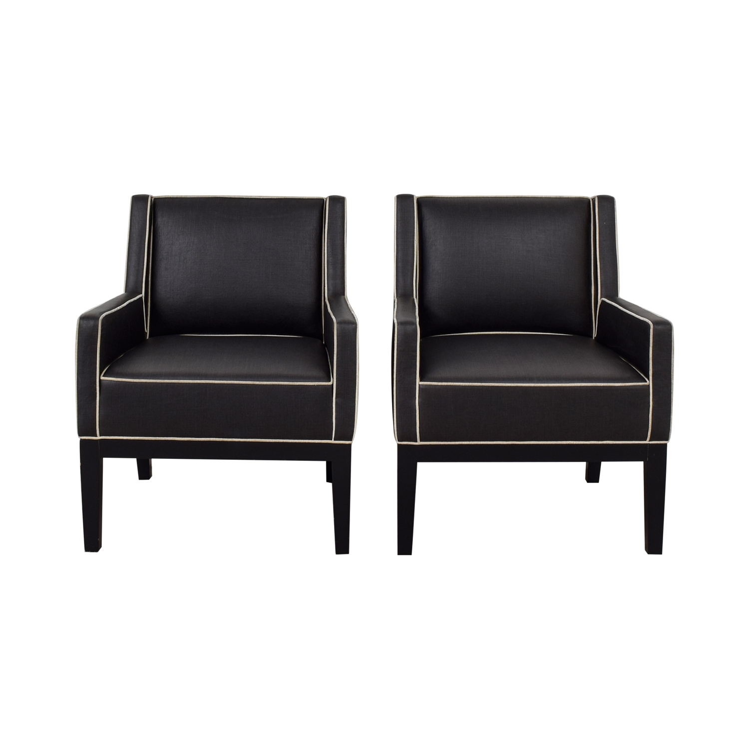 Furniture Masters Furniture Masters Tuxedo Chairs on sale