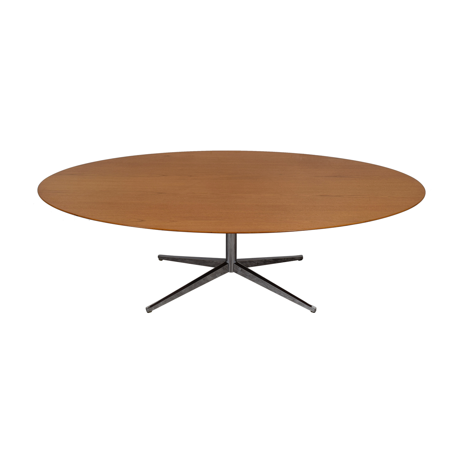 Knoll Knoll Florence Oval Dining Table nyc