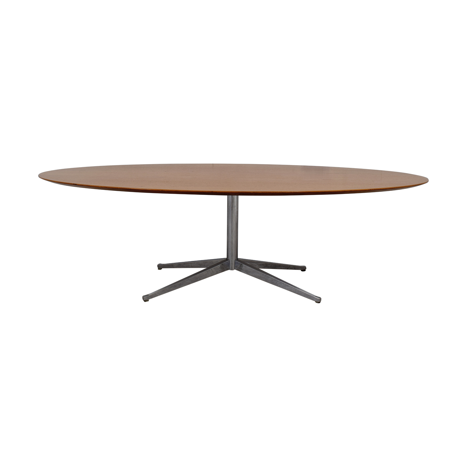 shop Knoll Knoll Florence Oval Dining Table online
