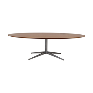 buy Knoll Knoll Florence Oval Dining Table online