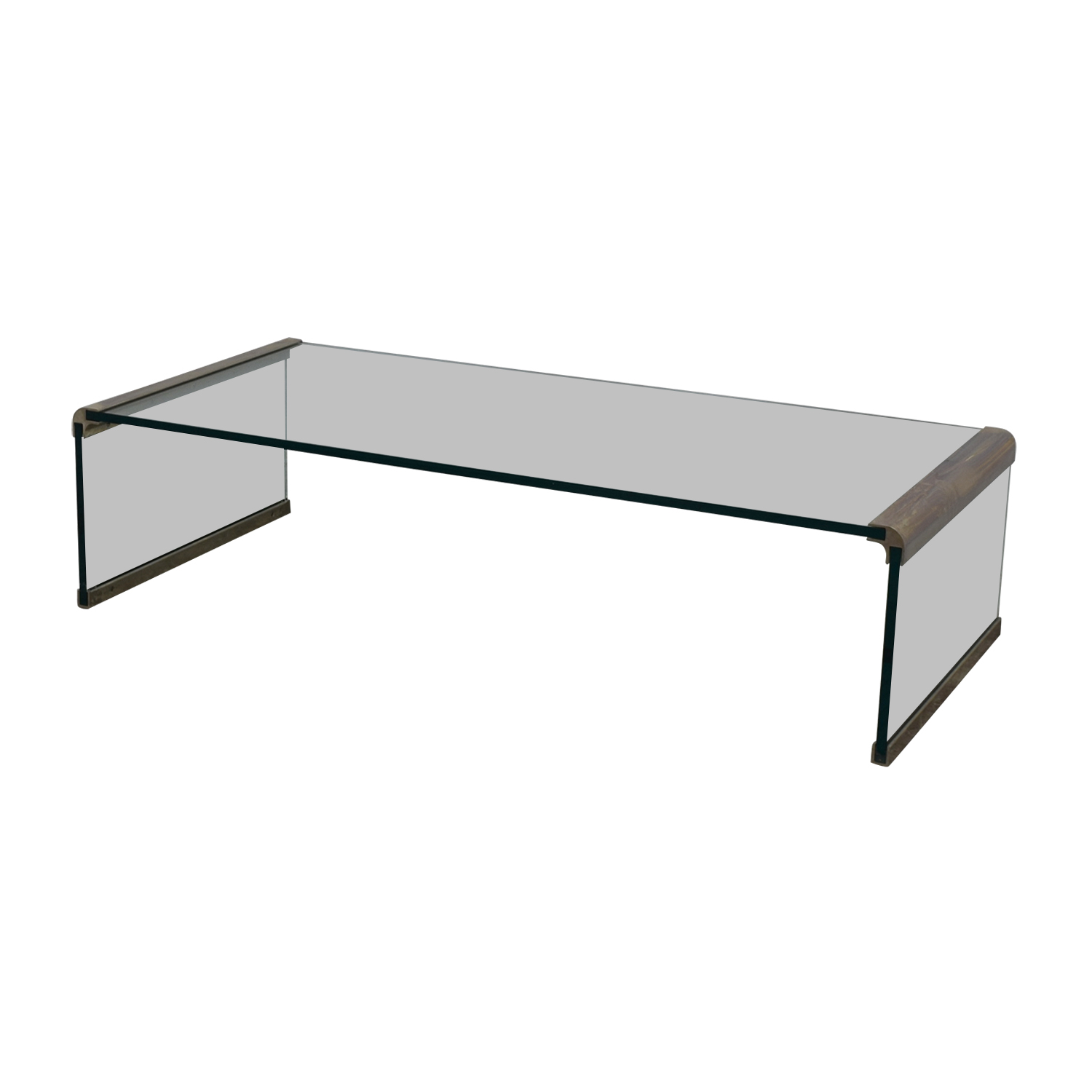 Pace Collection-Style Coffee Table