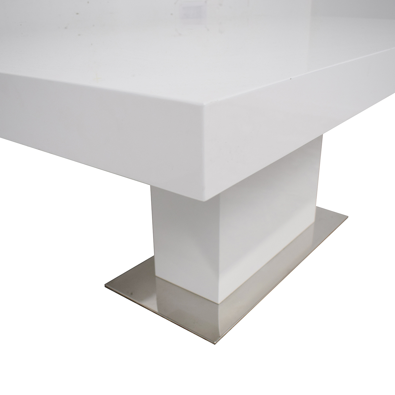 buy Modani Modani Palerma Extendable Table White online