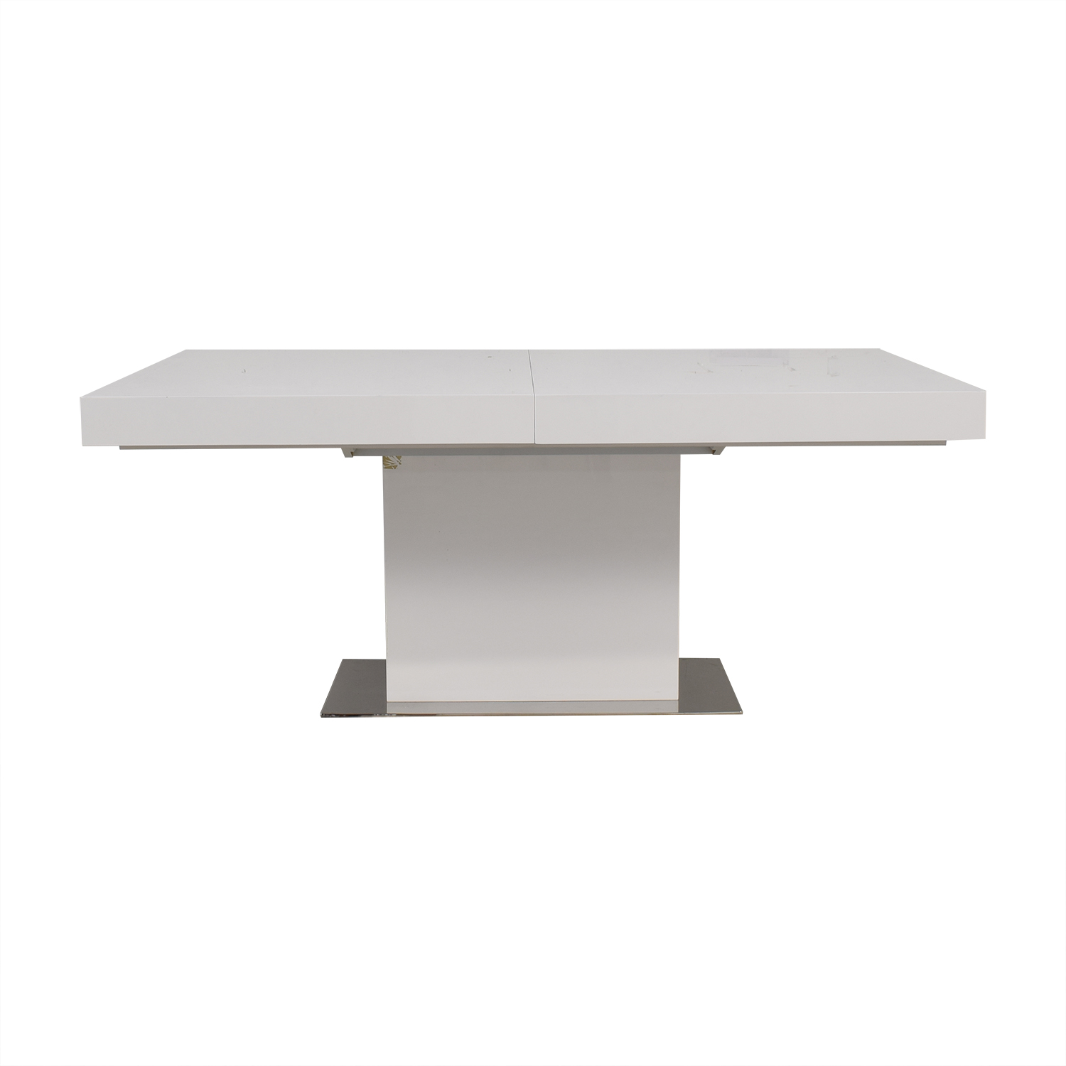 Modani Modani Palerma Extendable Table White nyc