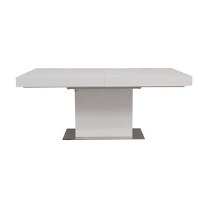 Modani Modani Palerma Extendable Table White