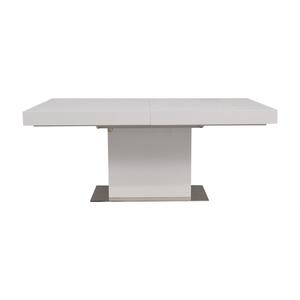 Modani Palerma Extendable Table White Modani