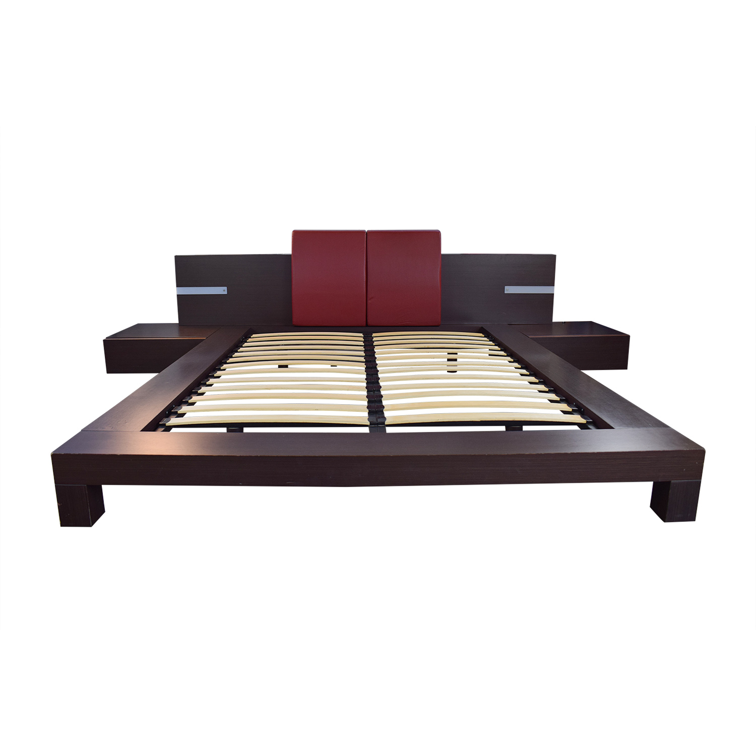 Modern Queen Bed Frame discount