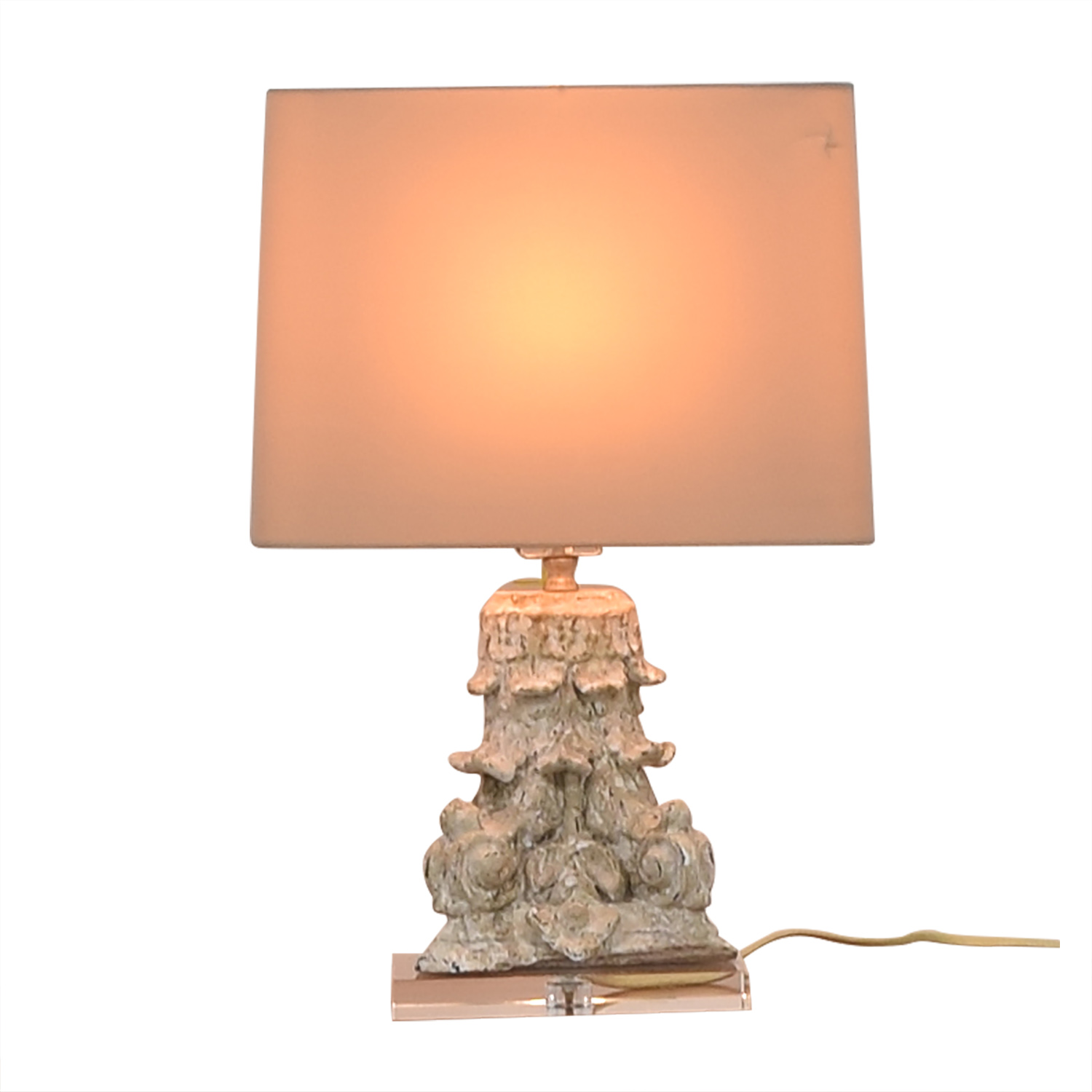 Elegant Table Lamp second hand