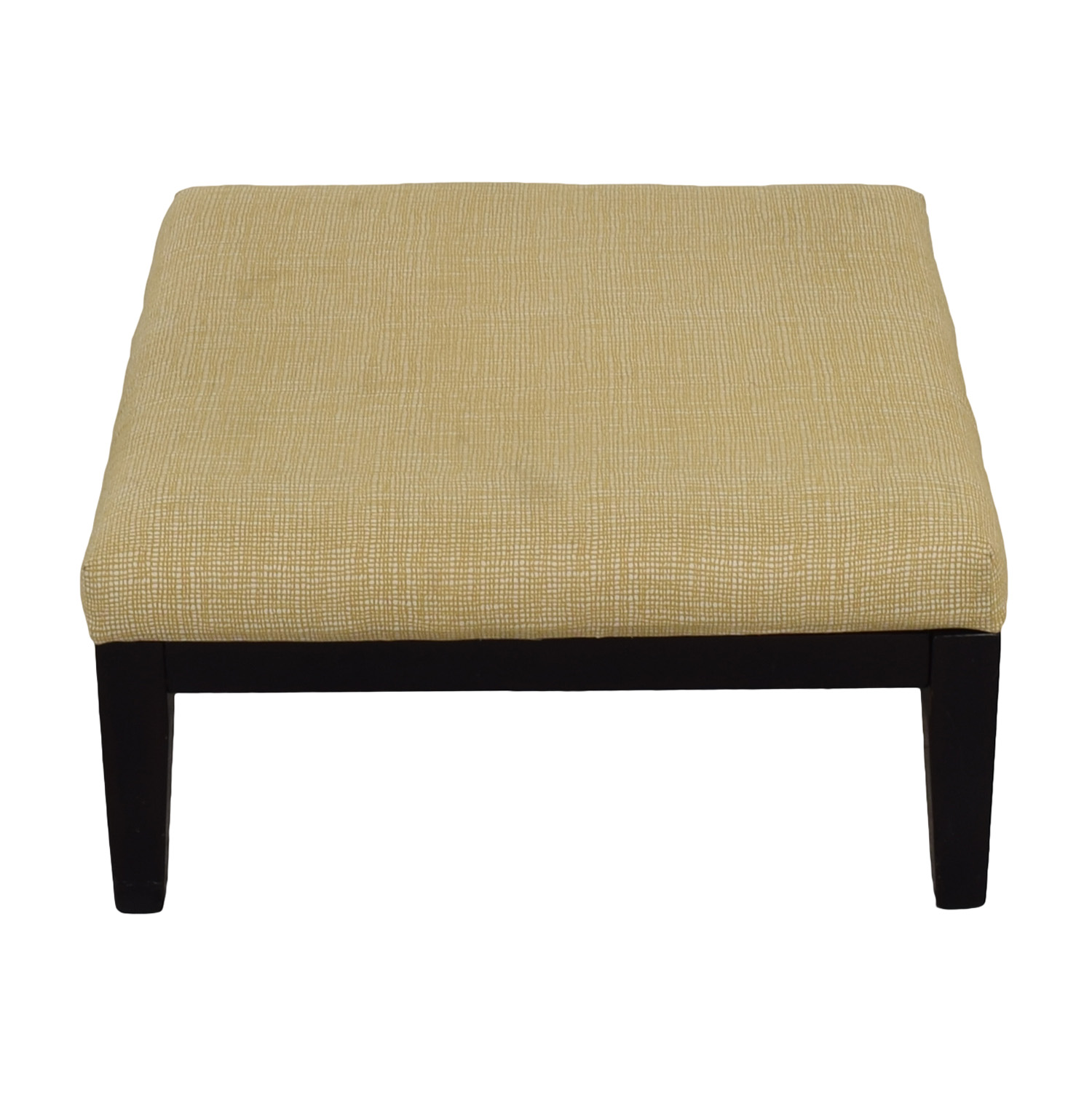 Ashley Furniture Ashley Furniture Beige Ottoman for sale