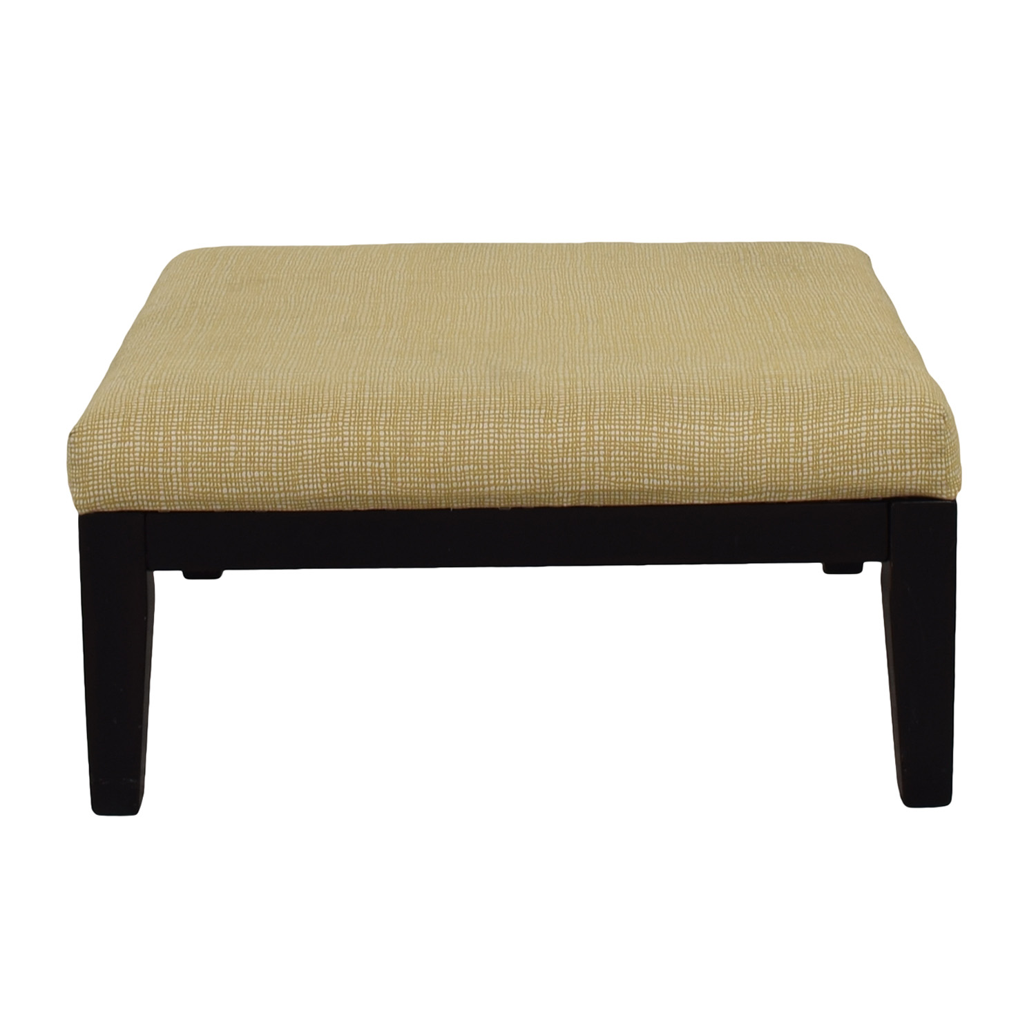 Ashley Furniture Ashley Furniture Beige Ottoman used