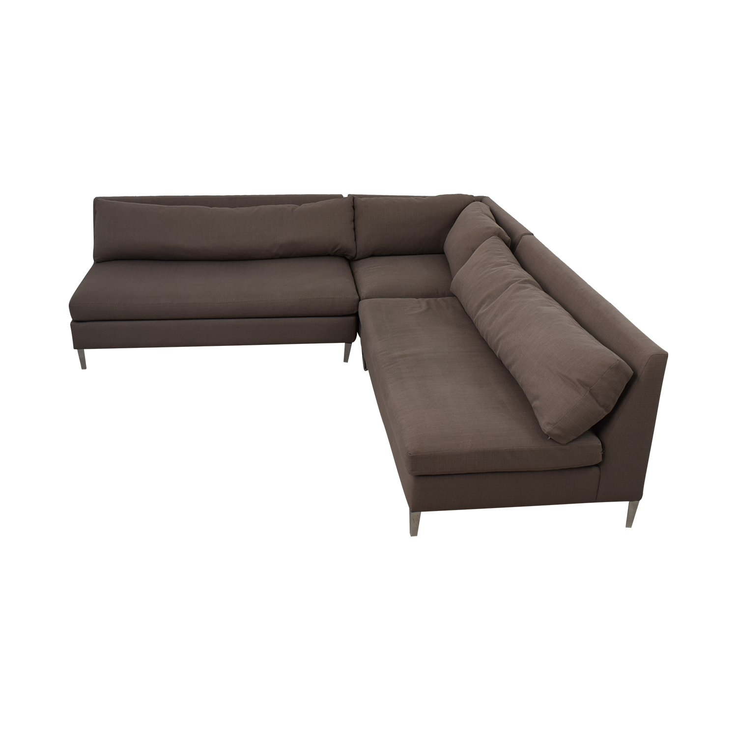 CB2 CB2 Cielo Sofa Sectional on sale