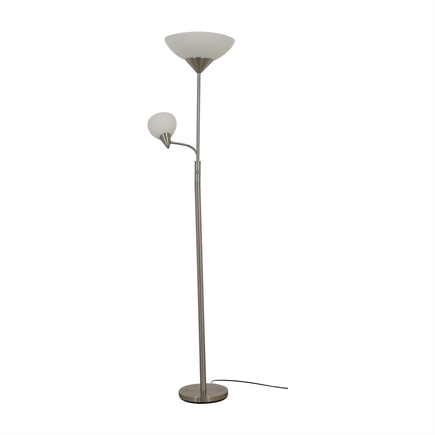 buy  Floor Lamp with Adjustable Reading Lamp online