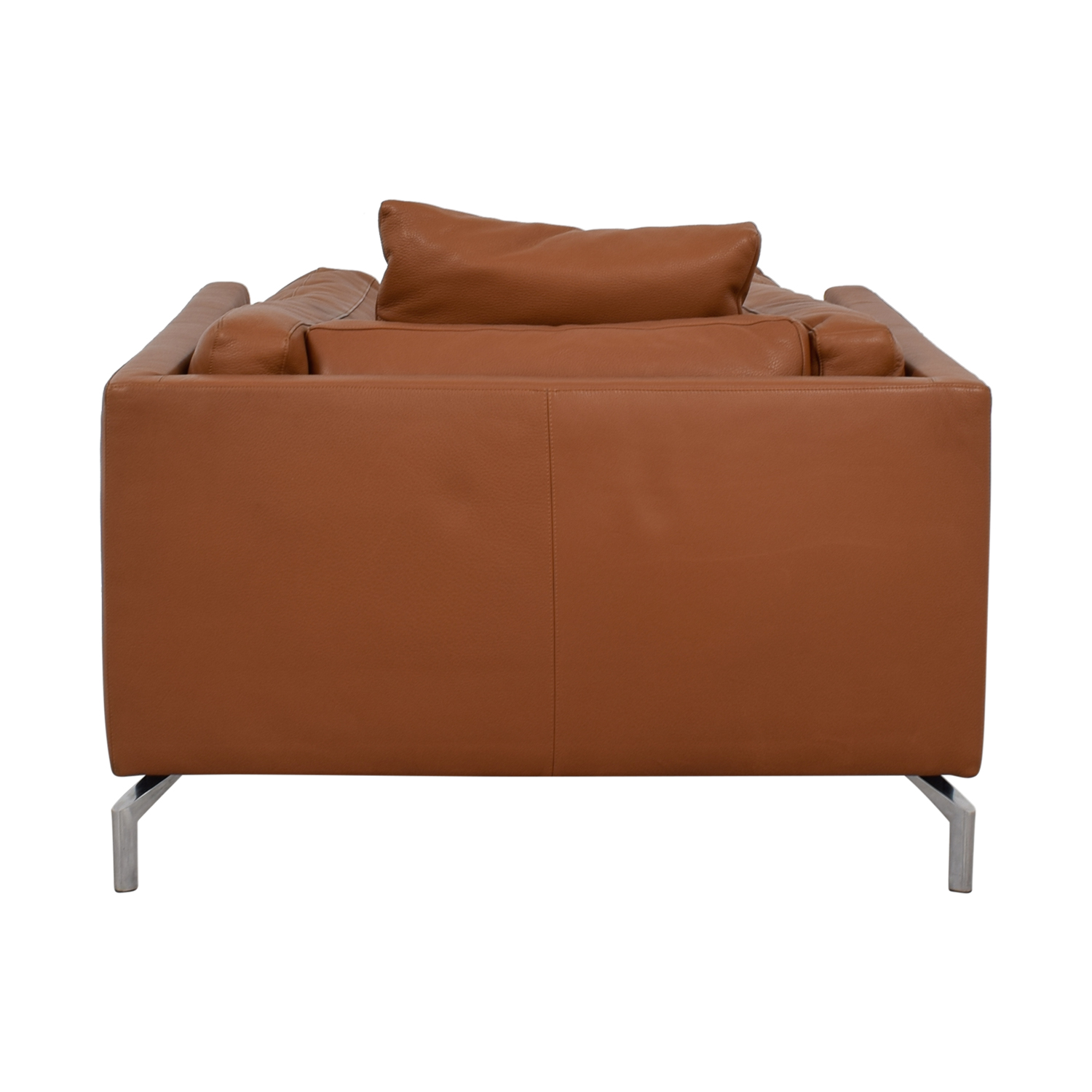 Design Within Reach Design Within Reach Leather Como Armchair coupon