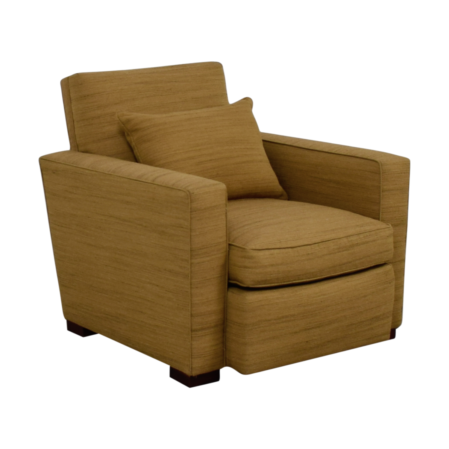 Amazing 90 Off Hickory Chair Hickory Chair Classic Modern Club Chair Chairs Gamerscity Chair Design For Home Gamerscityorg