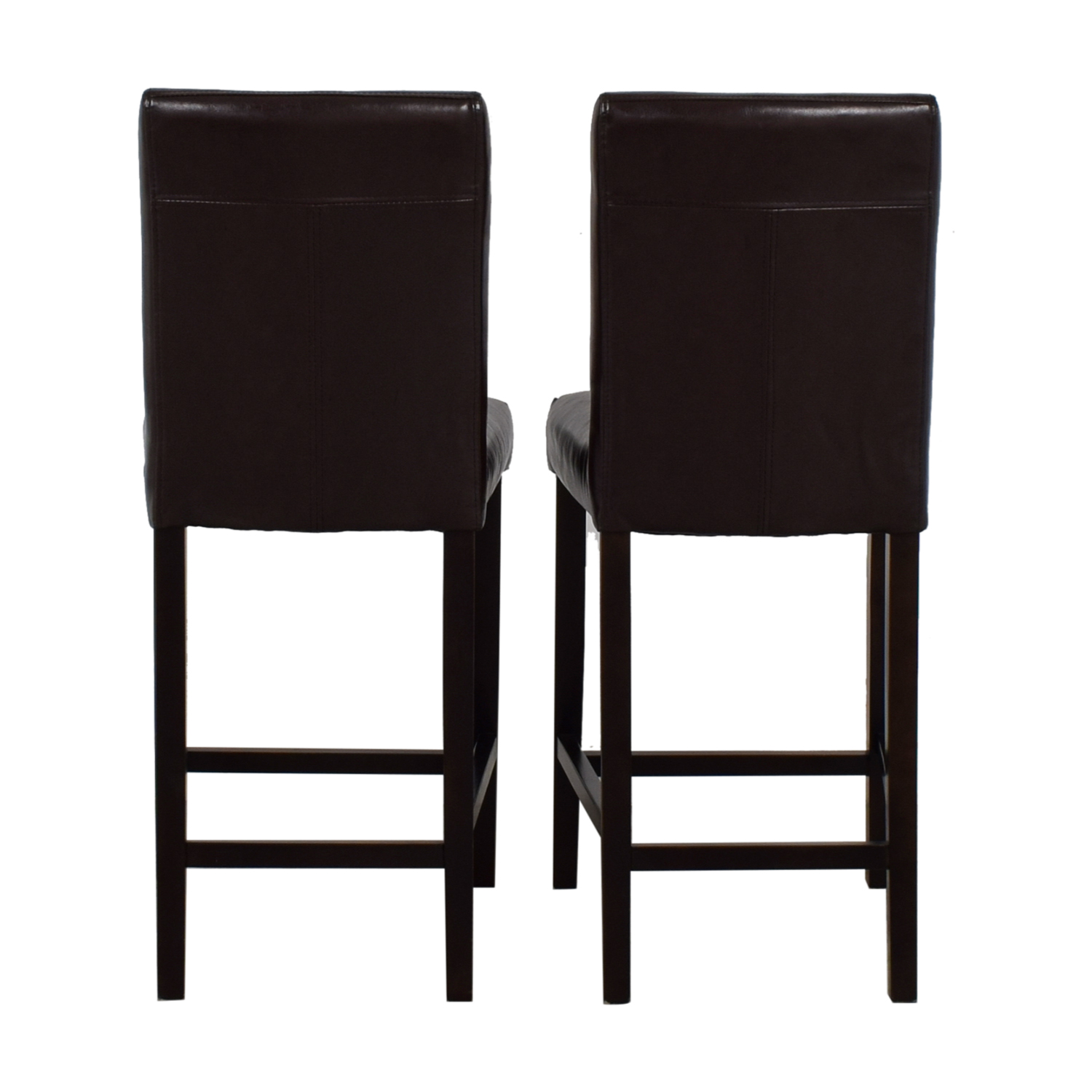 90 Off Pier 1 Pier 1 Imports Mason Brown Bar Stools Chairs