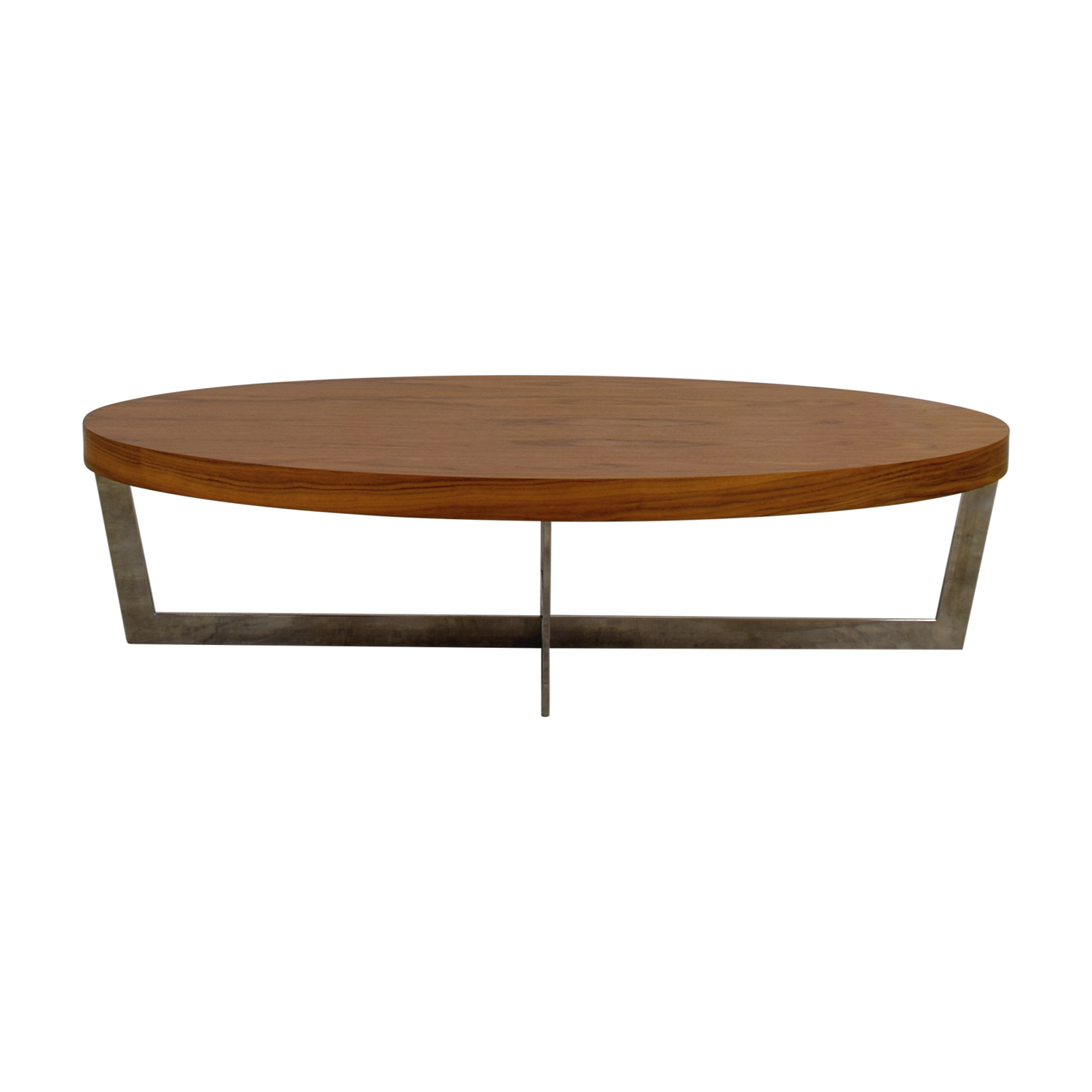 shop Oval Brown Coffee Table  Sofas