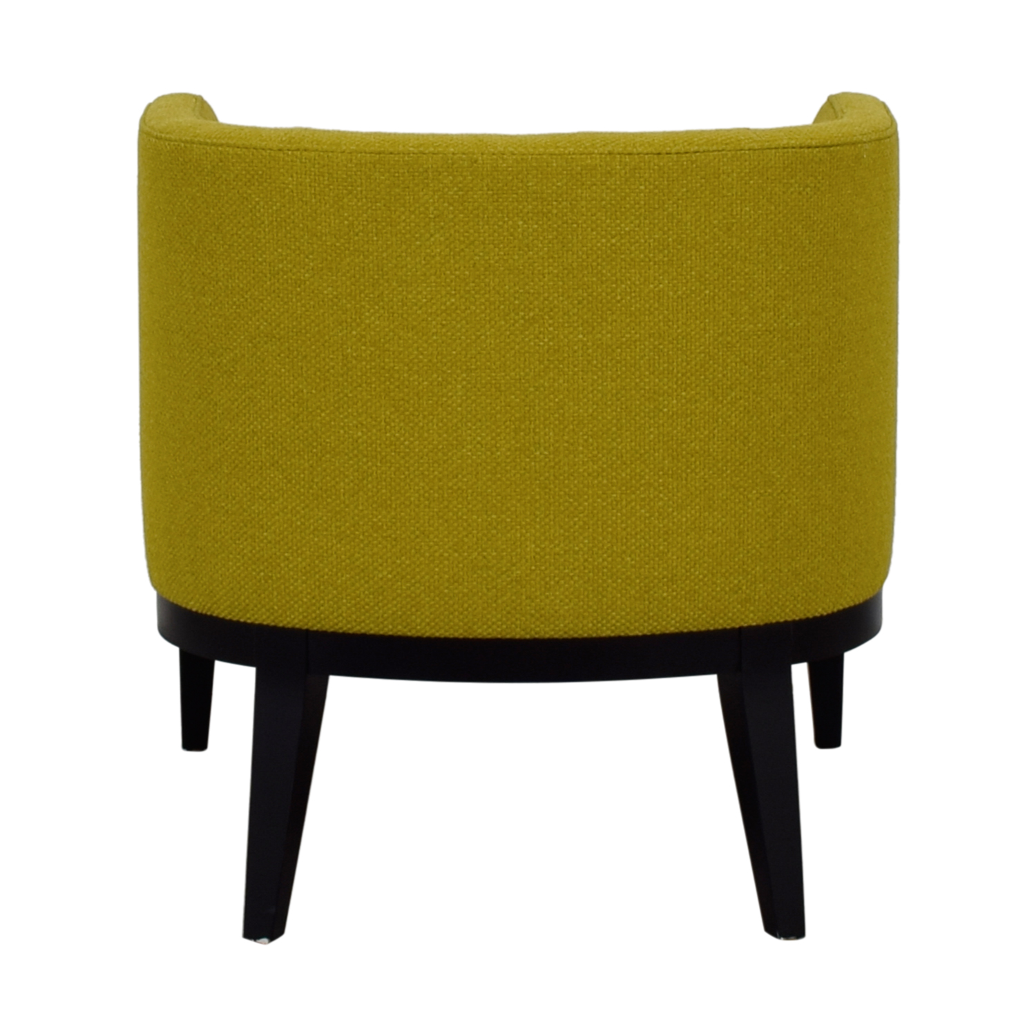 Crate & Barrel Crate & Barrel Grayson Citron Armchair coupon