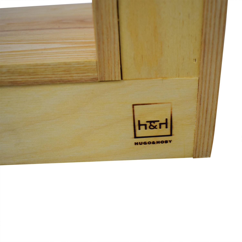 shop Hugo & Hoby Humphrey Entertainment Console Hugo & Hoby Tables