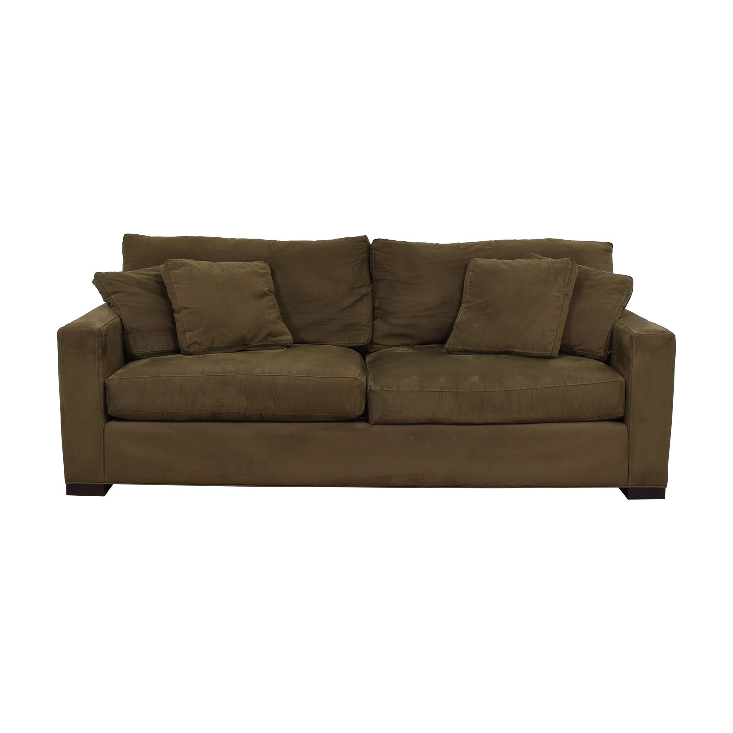 shop Crate & Barrel Axis Sofa Crate & Barrel