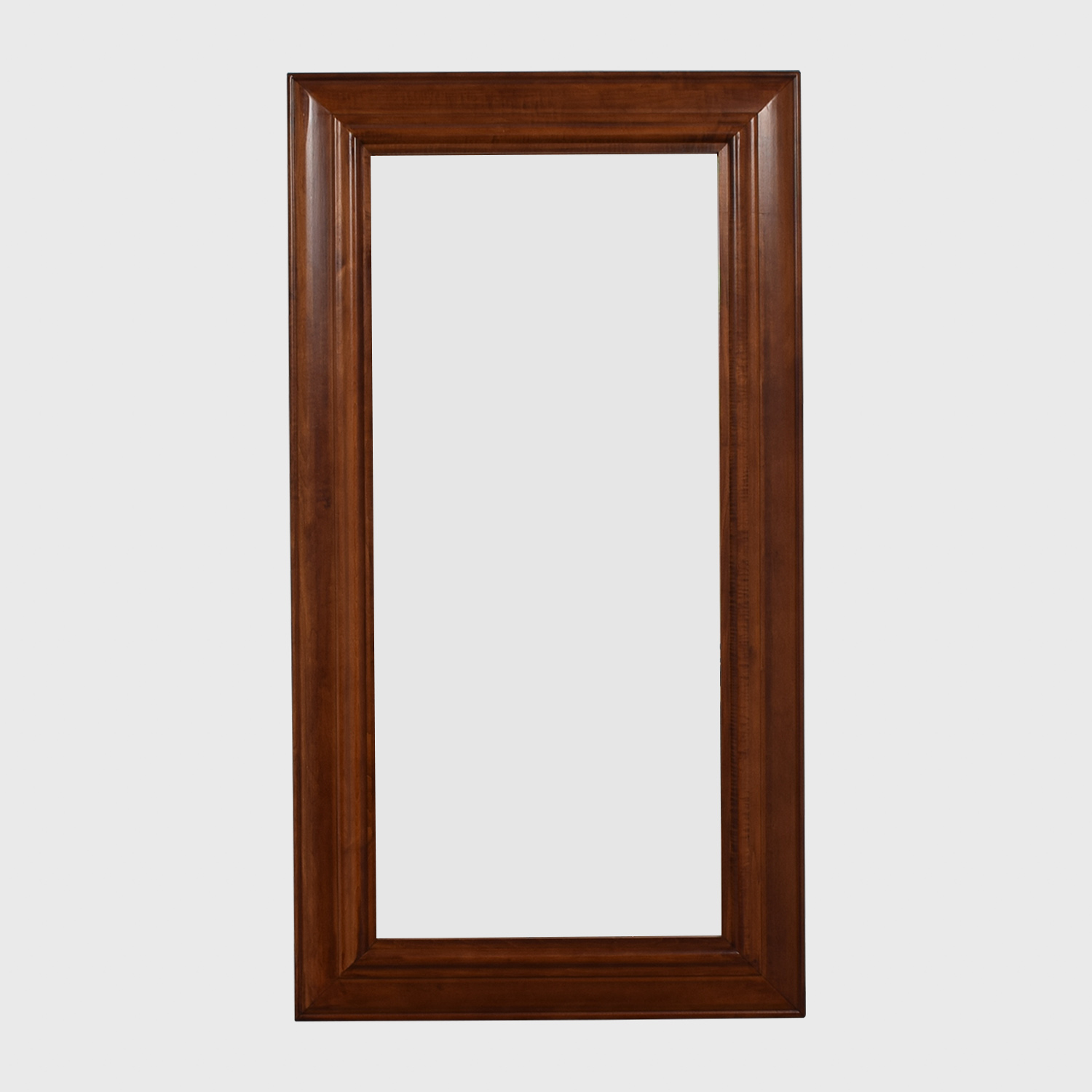 Pottery Barn Solano Wood Framed Floor Mirror sale