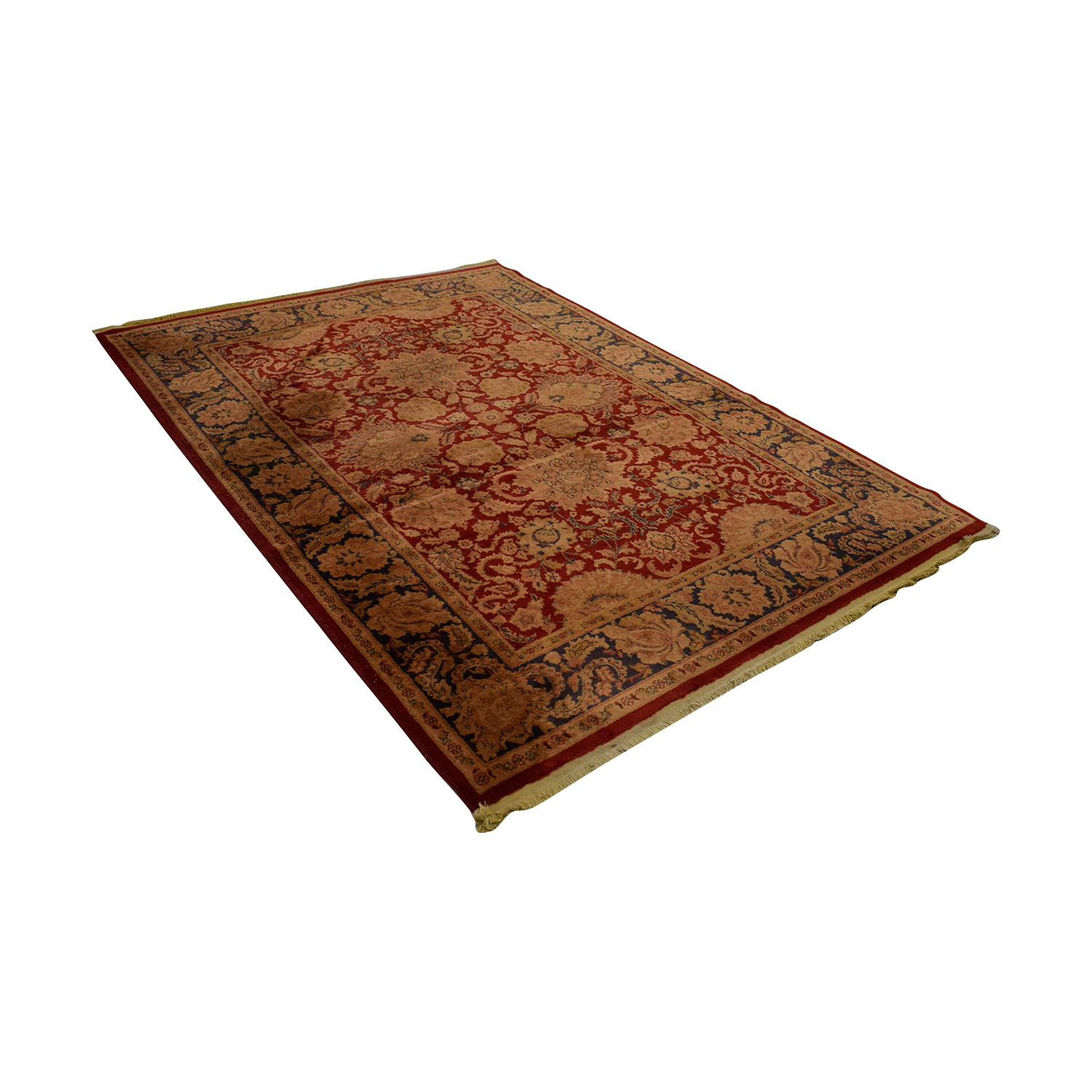 Osta Carpets Osta Carpets Belgian Wool Tibetan-Inspired Rug on sale