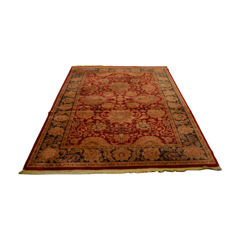 Osta Carpets Osta Carpets Belgian Wool Tibetan-Inspired Rug used