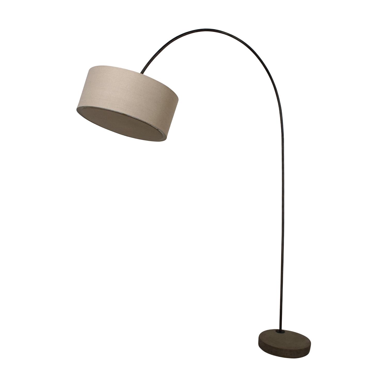 buy CB2 Grove Floor Lamp CB2 Sofas