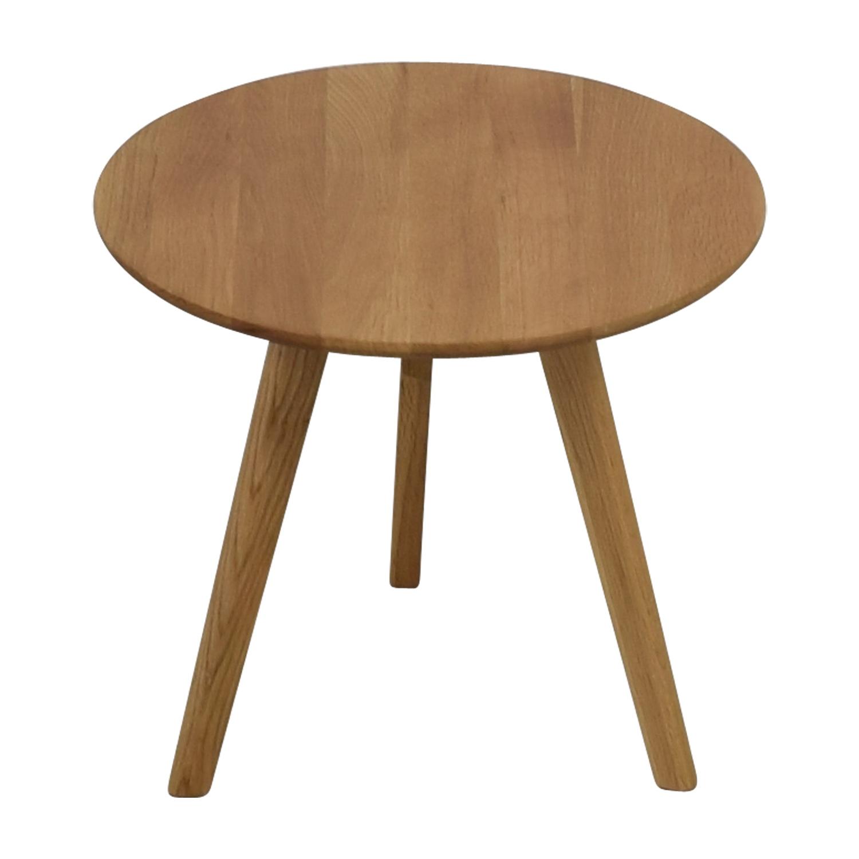 shop Akron Akron Elo Round Side Table online