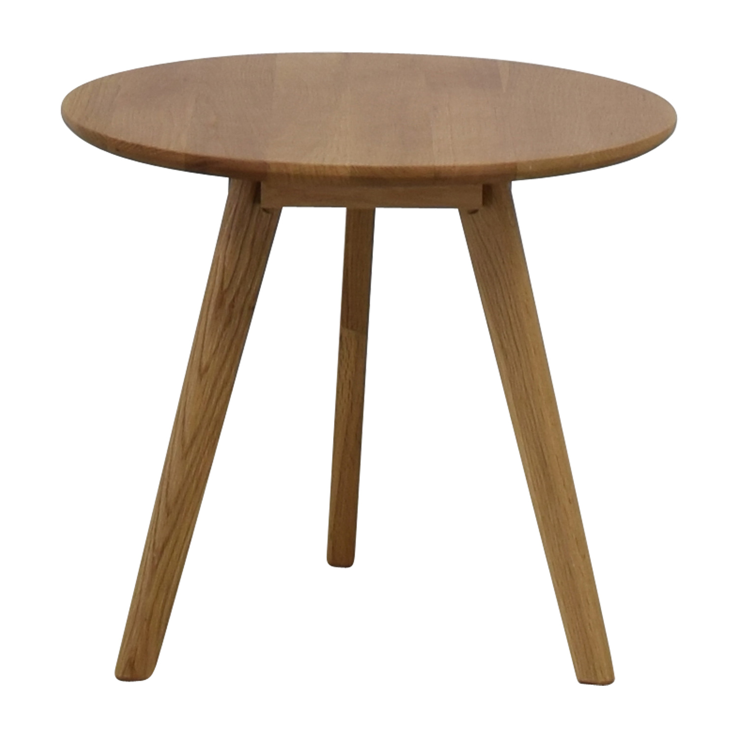 Akron Akron Elo Round Side Table second hand
