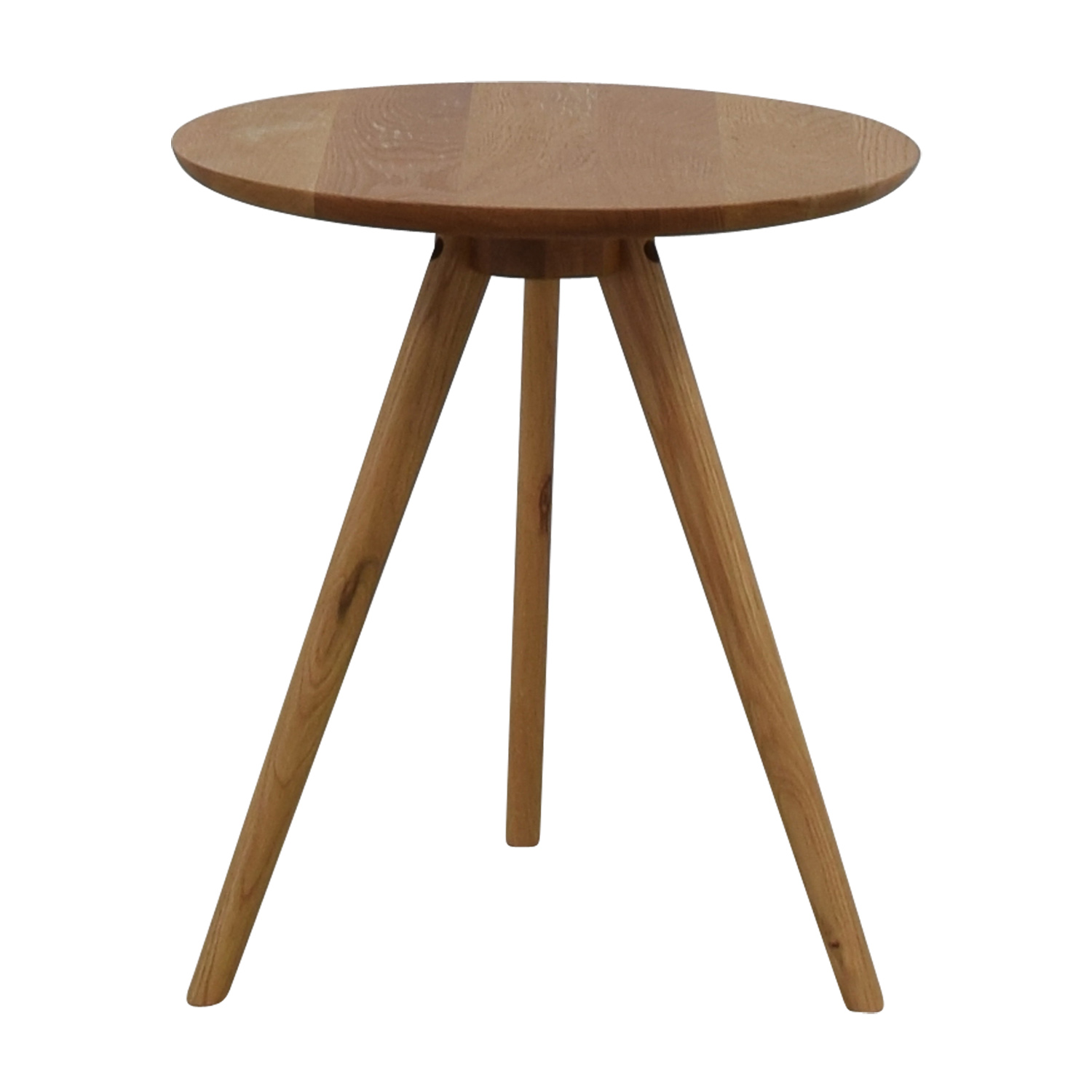 Akron Akron Elo Round Side Table End Tables