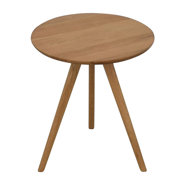 buy Akron Akron Elo Round Side Table online