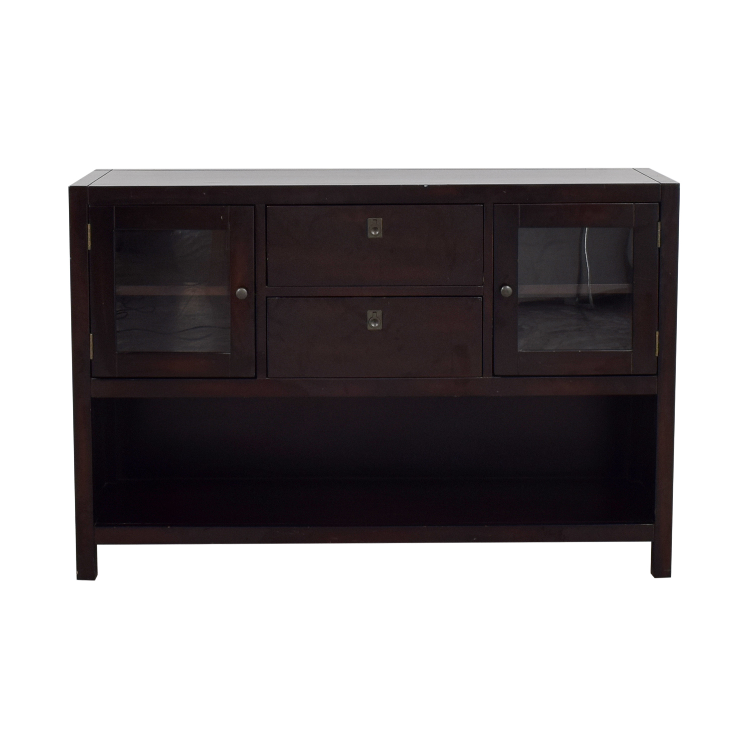 buy Dark Brown Credenza  Storage