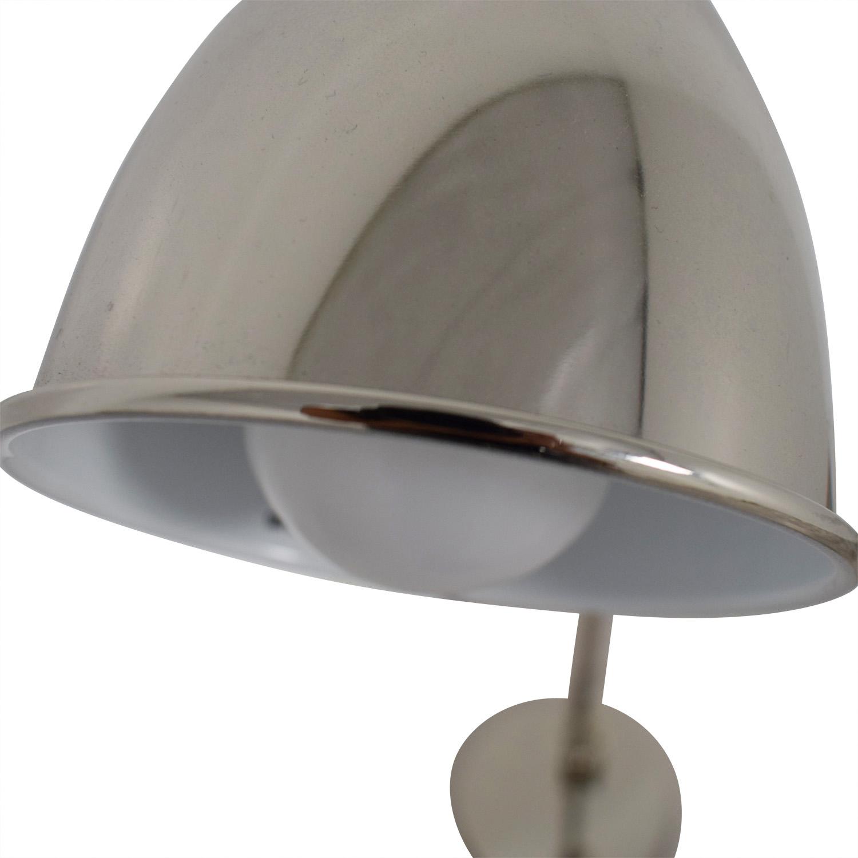 59 Off West Elm West Elm Industrial Task Table Lamp Decor