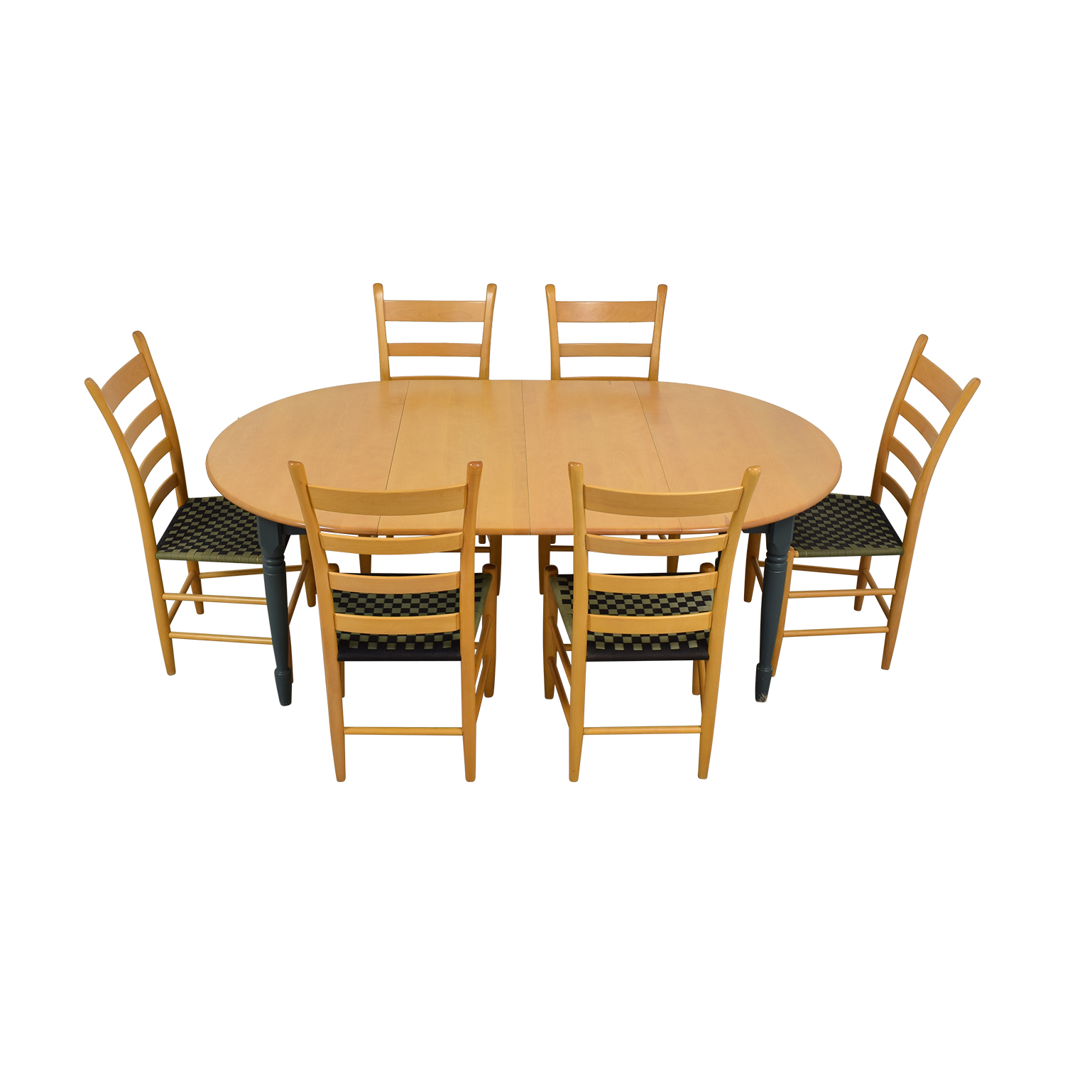 buy Nichols & Stone Round Extendable Dining Set Nichols & Stone Dining Sets