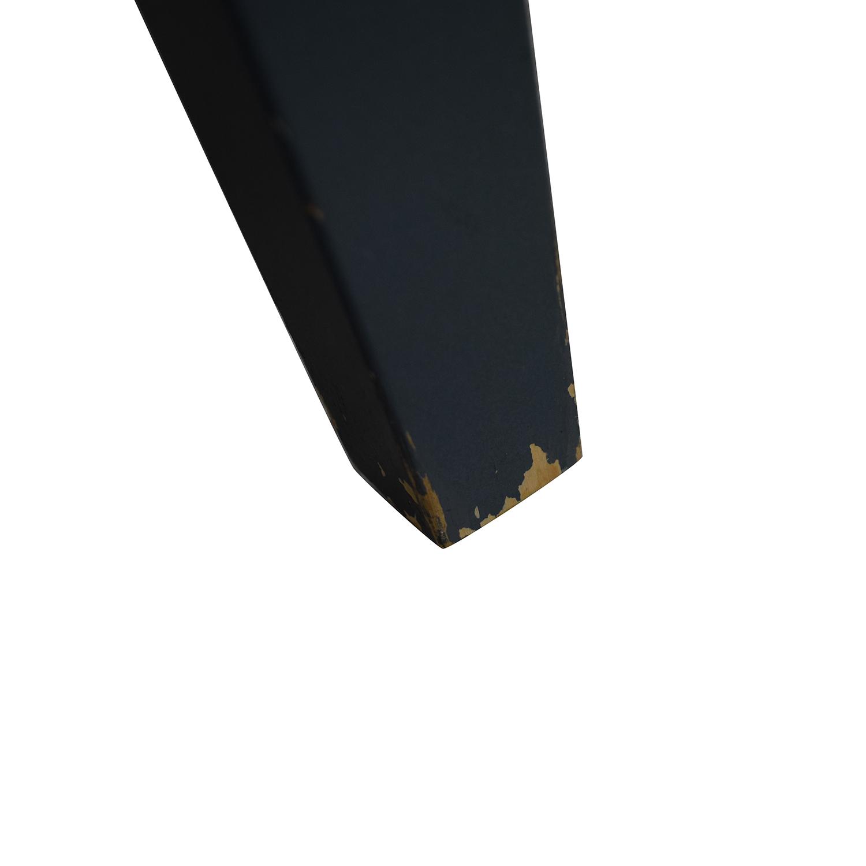 Nichols & Stone Teal Two-Drawer Hutch / Storage