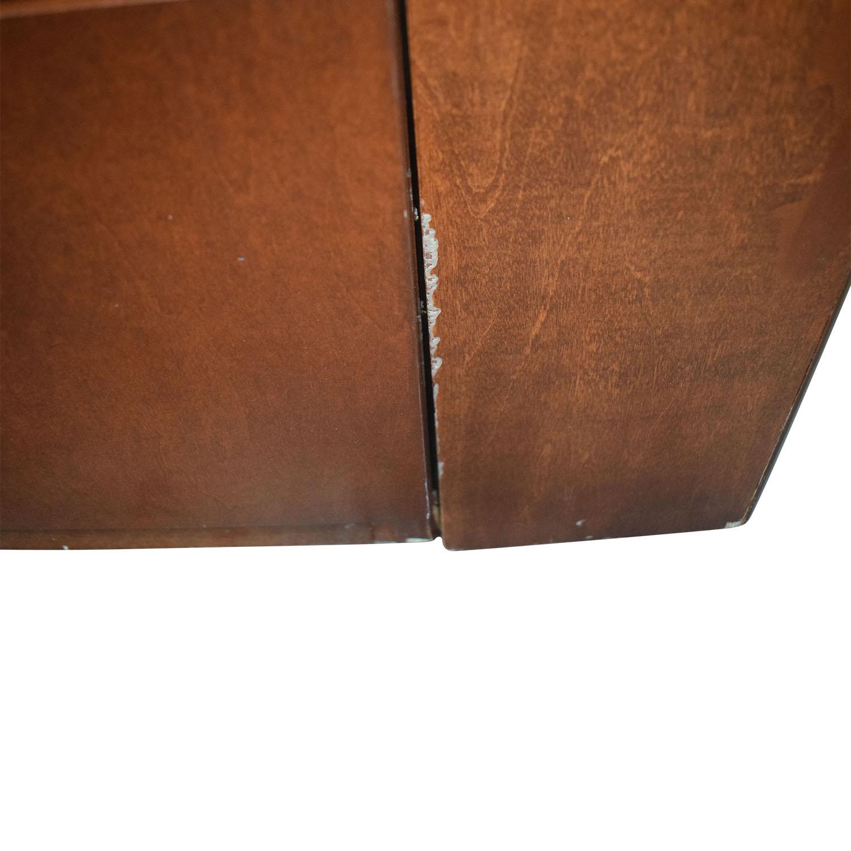 Gothic Cabinet Craft Gotham Cabinet Craft Storage Three Quarter Bed Frame for sale