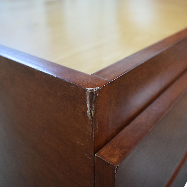 Gothic Cabinet Craft Gotham Cabinet Craft Storage Three Quarter Bed Frame discount
