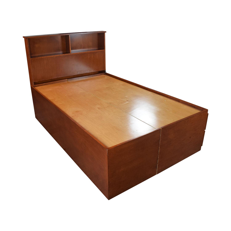 82 Off Gotham Cabinet Craft Gotham Cabinet Craft Wood Storage