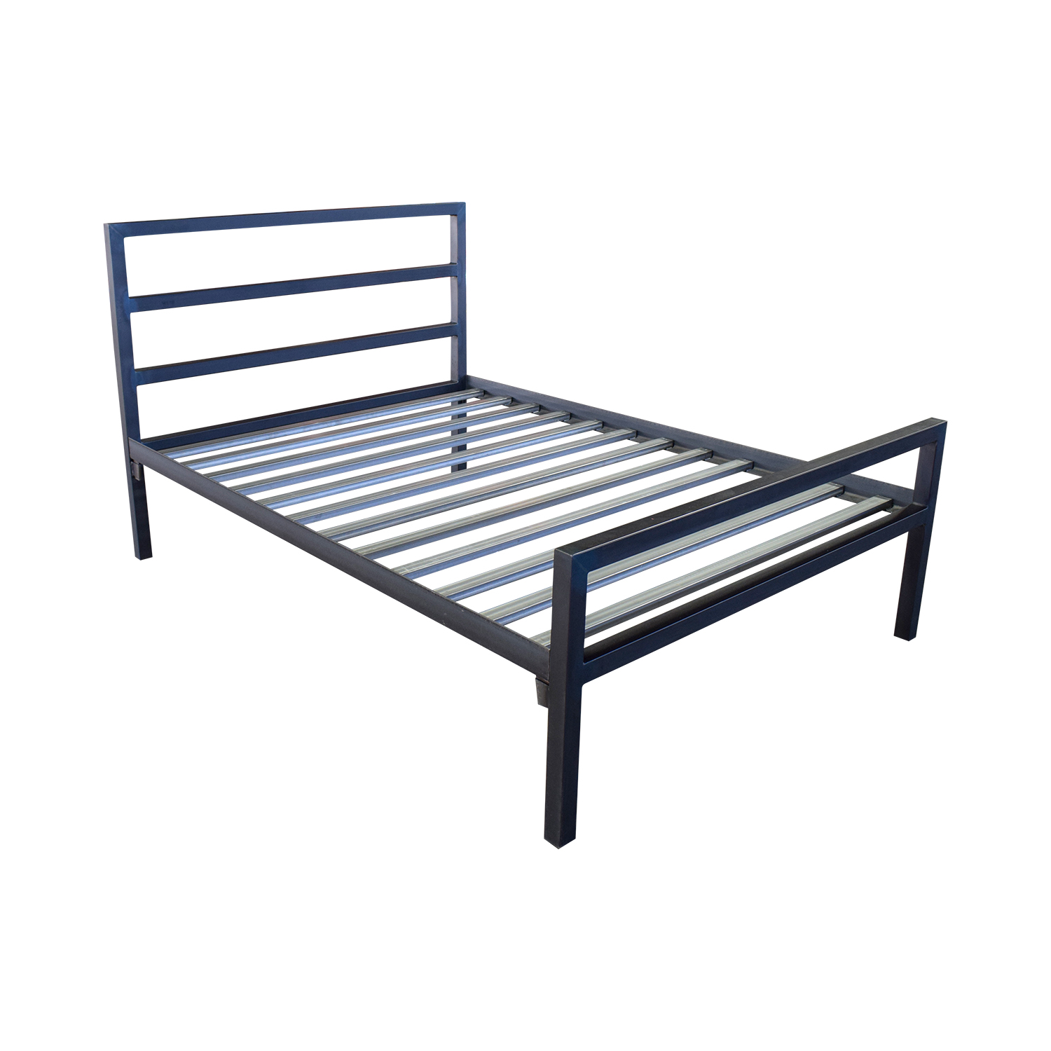 shop Room & Board Room & Board Gray Queen Bed Frame online