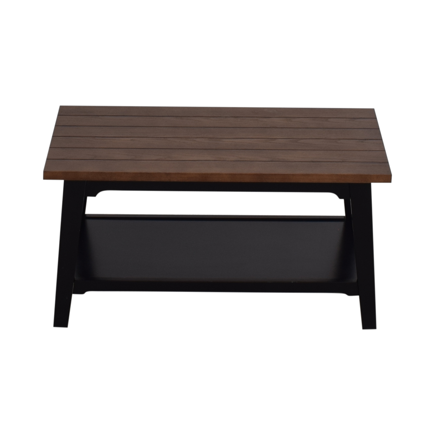 buy Bed Bath & Beyond Brown Wood Coffee Table Bed, Bath, & Beyond