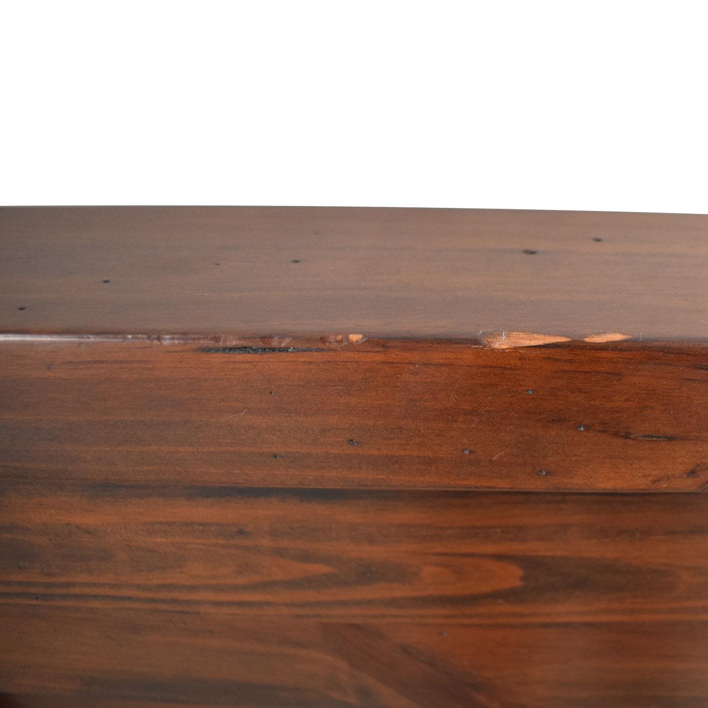 shop Pier 1 Queen Wood Headboard Pier 1 Headboards