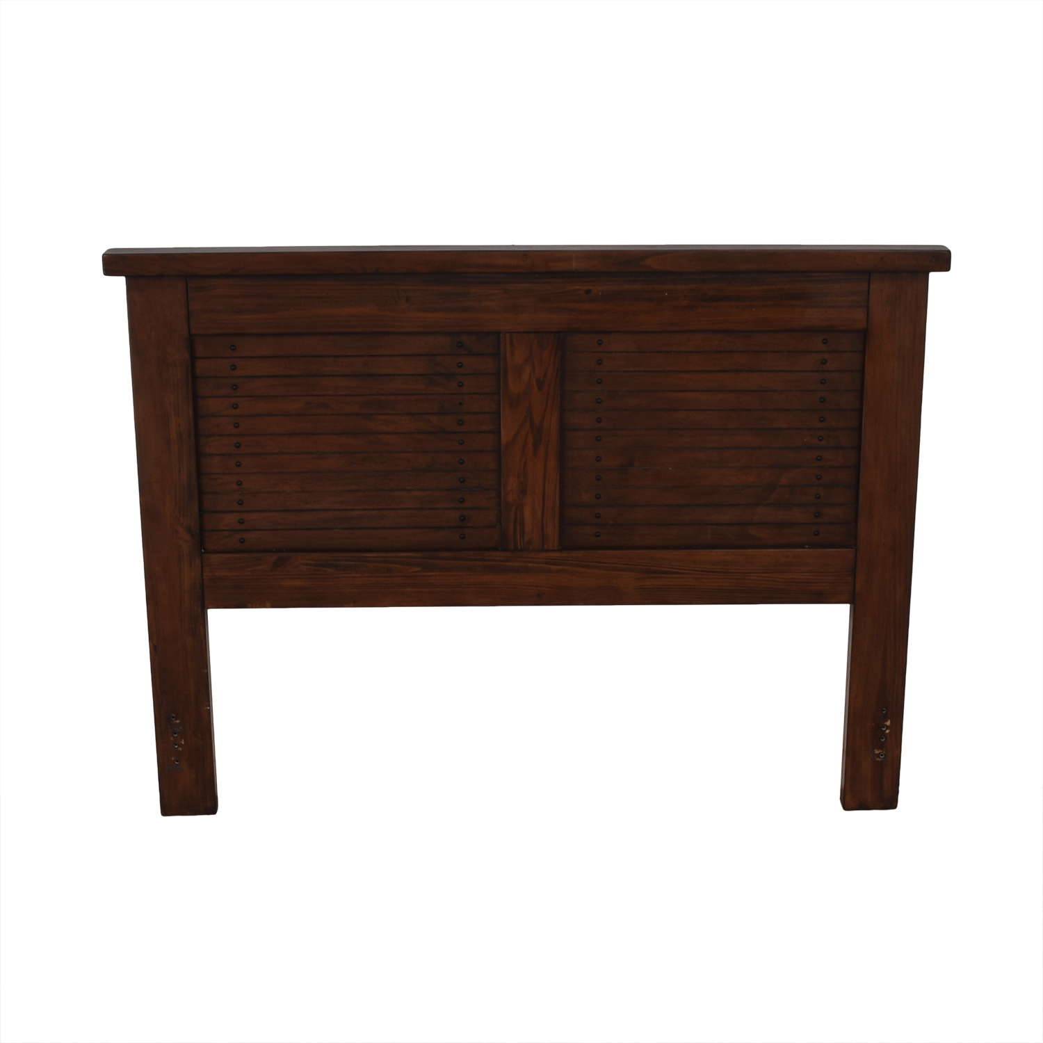 shop Pier 1 Pier 1 Queen Wood Headboard online