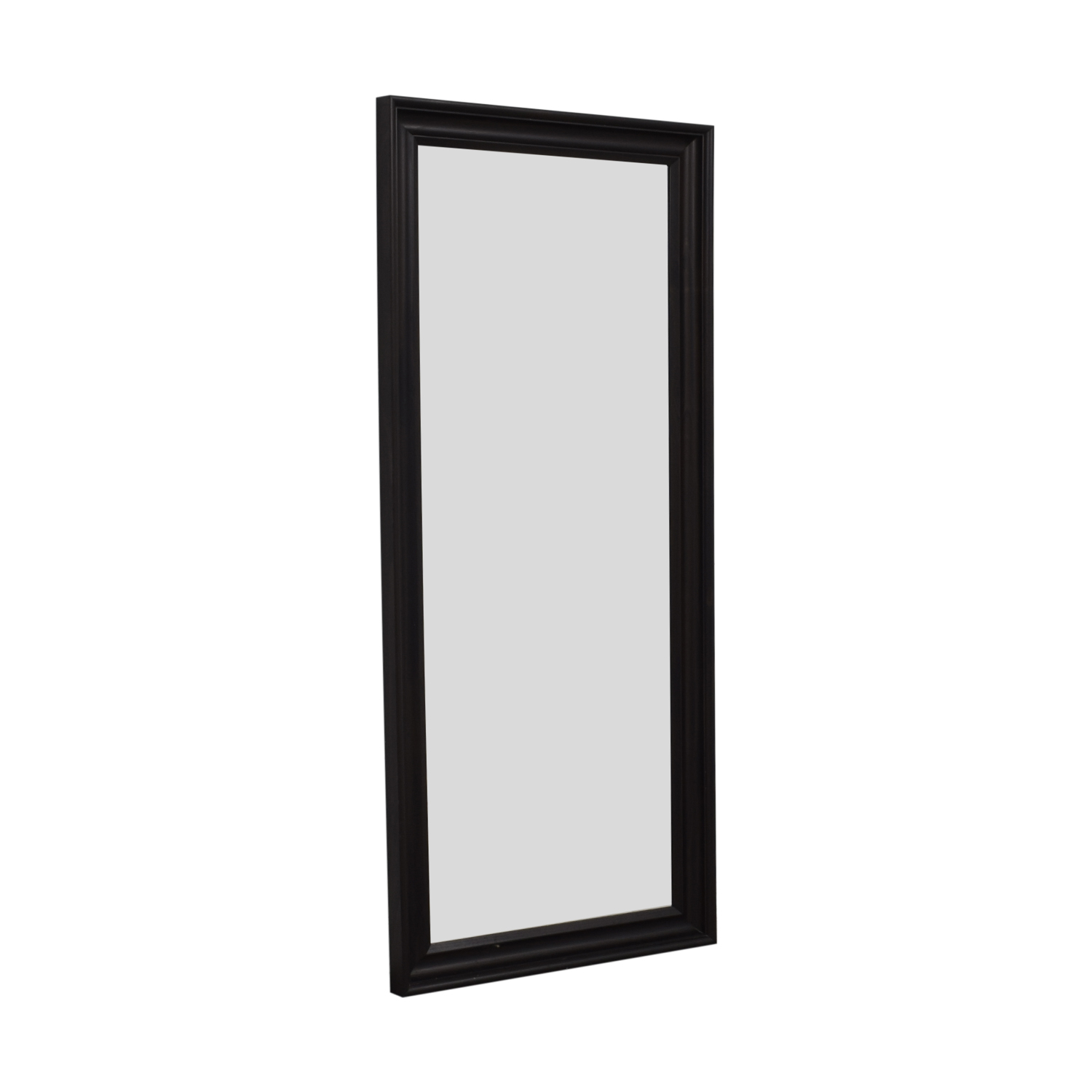 Ikea Ikea Hemnes Brown Framed Floor Mirror second hand
