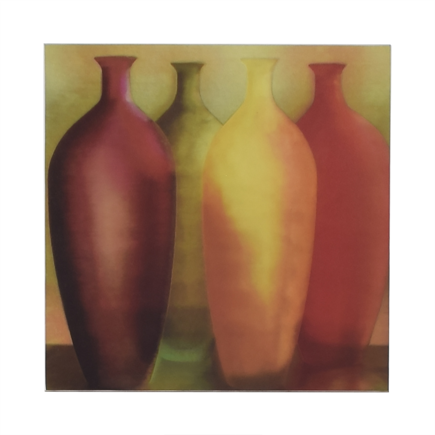 buy Vase Wall Art on Canvas