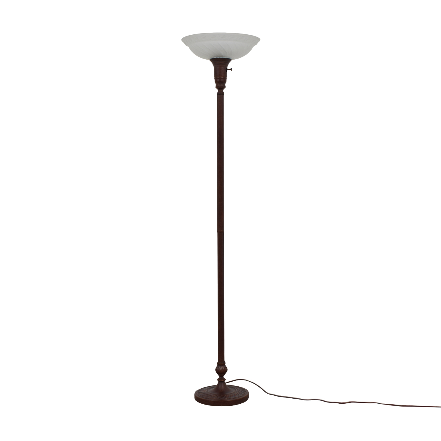 Art Deco Standing Floor Lamp on sale